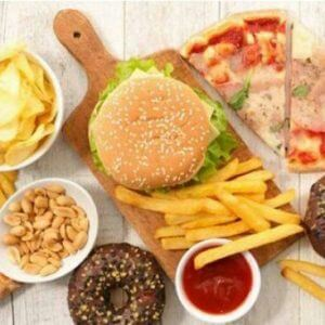 Baked, Fried and Packaged Foods can Raise Risk of Early Death