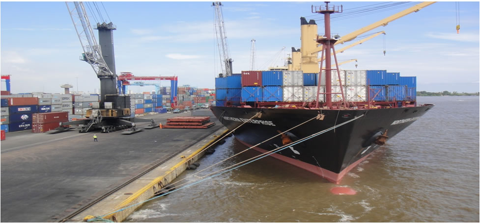 Revival of Eastern Nigerian Ports is on-going