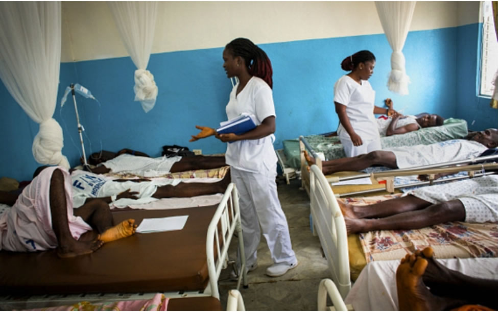 You are currently viewing Africans' health  in the eyes of World Health Organization