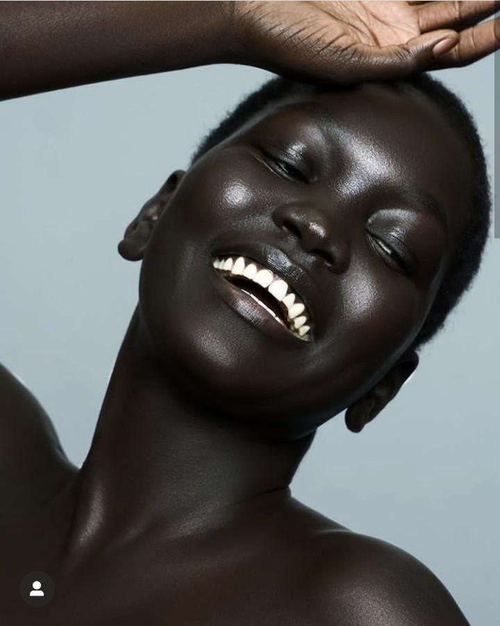 The blackest beauty enters Guinness Book of Records