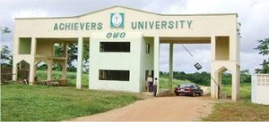 Ondo Private Varsity Offers Tuition Free Courses