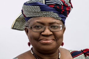 Well done, our own dear Dr. Ngozi Okonjo-Iweala