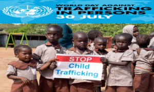 Read more about the article Survivors' tales on human trafficking day in Nigeria