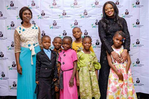You are currently viewing VICTOR MOORE FOUNDATION LAUNCHED IN LAGOS