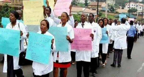 Read more about the article Nigerian Doctors' Strike: Chairpersons' Board Calls for Truce